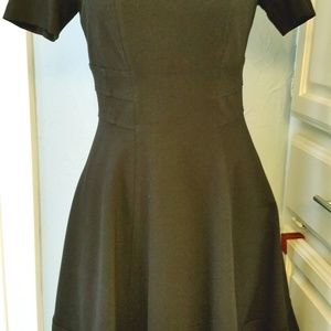 WHBM Black dress, sz 2